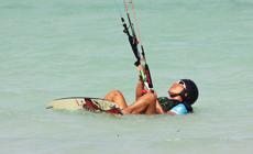 Séjour kitesurf COACHING à Zanzibar sur Paje Beach